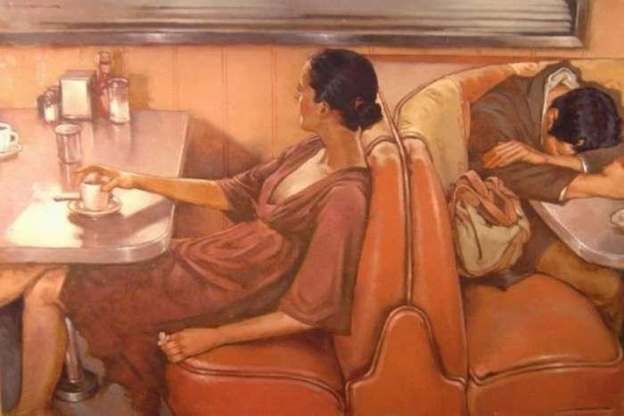 Самые красивые картины маслом от современных художников