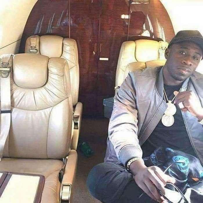 Cын бывшего вице-президента Зимбабве Шон Мнангагве живет роскошно