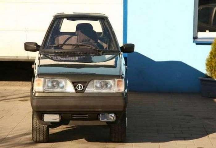 Автомобиль, которому не страшны пробки, от польского любителя