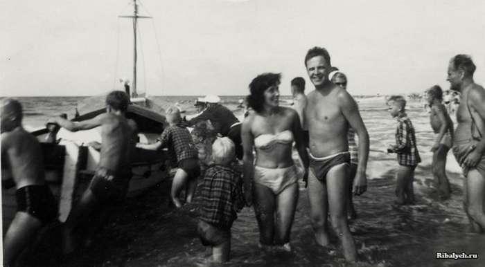 В путешествие в прошлое отправляют уникальные ретрофотографии (41 фото)