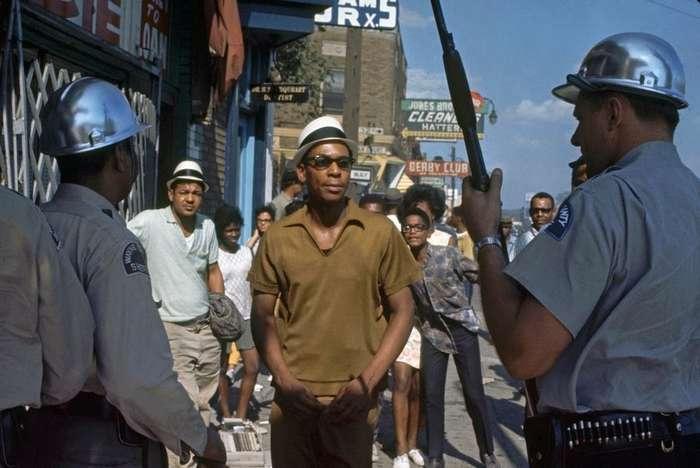 1967 год в цвете: весь мир в фотографиях