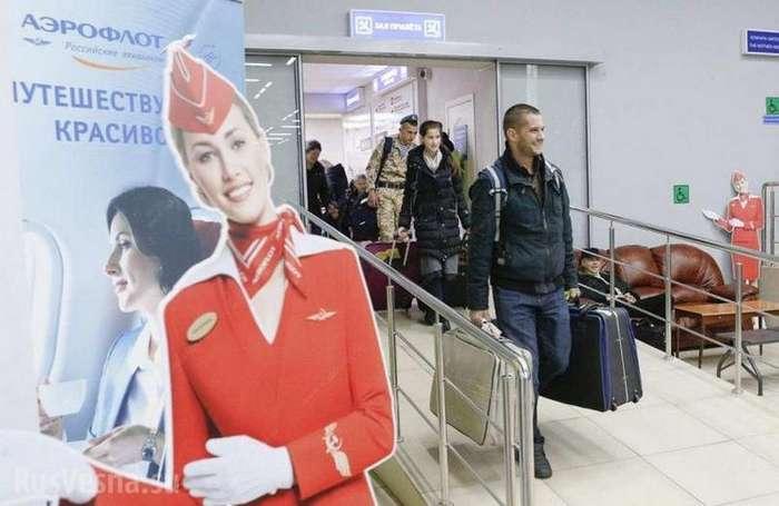 -Мы приехали домой-: Немецкая многодетная семья сбежала в РФ