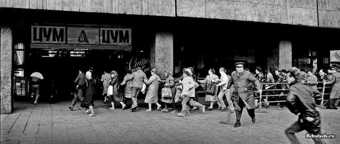 Путешествие в прошлое с уникальными архивными фотографиями (86 фото)