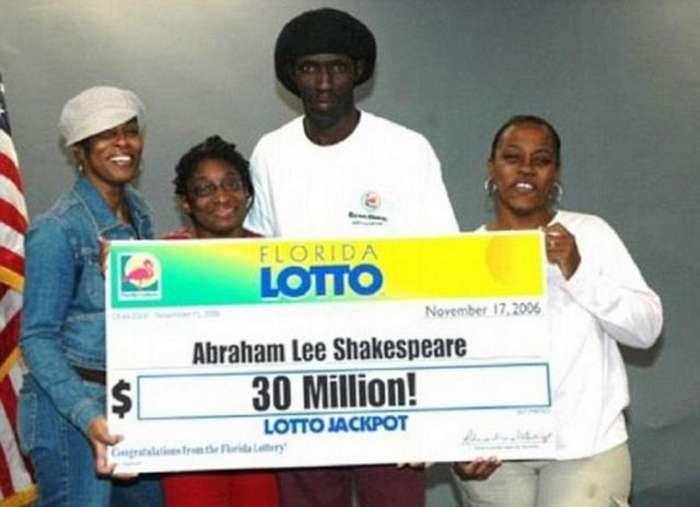 Чем может закончится выигрыш в лотерею