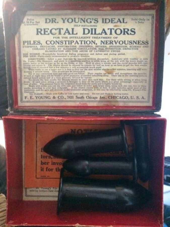 Парень нашел средство от всех болезней в старой коробке