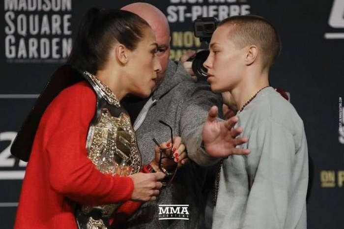 UFC: если недооценить соперника возможны большие сюрпризы