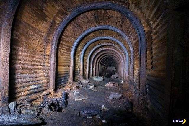 Таинственное подземелье
