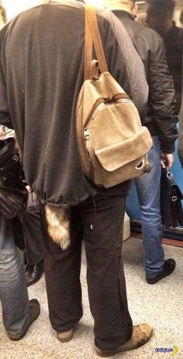 Модники в метро - 9