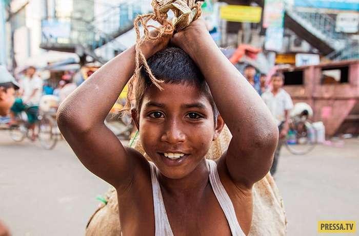 Загадочная Индия и ее особенности (9 фото)