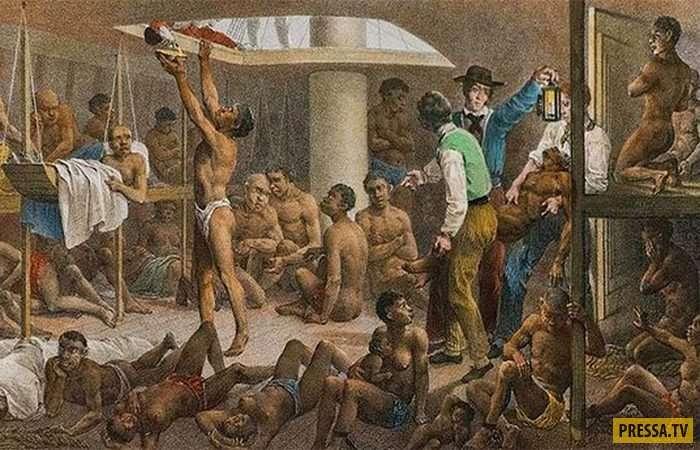 Малоизвестные и шокирующие факты о рабстве (16 фото)