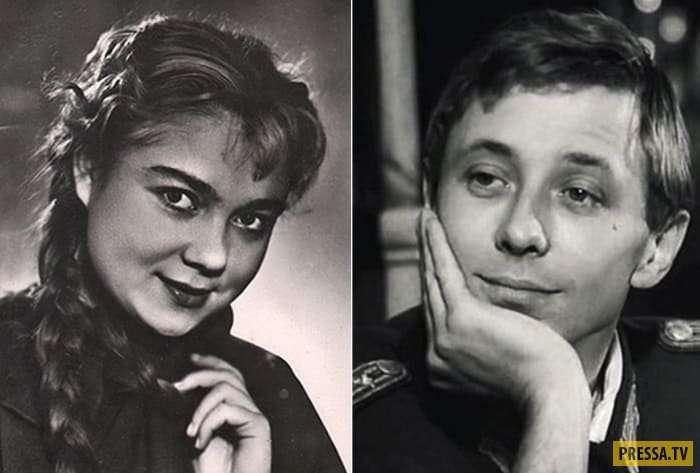 Легенды советского кино: Народная артистка РСФСР Нина Дорошина (16 фото)