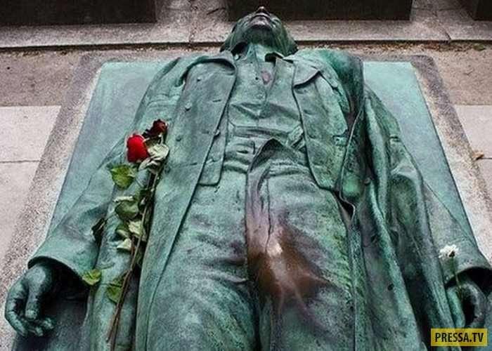 Топ 10: Самые известные статуи, приносящие счастье (11 фото)