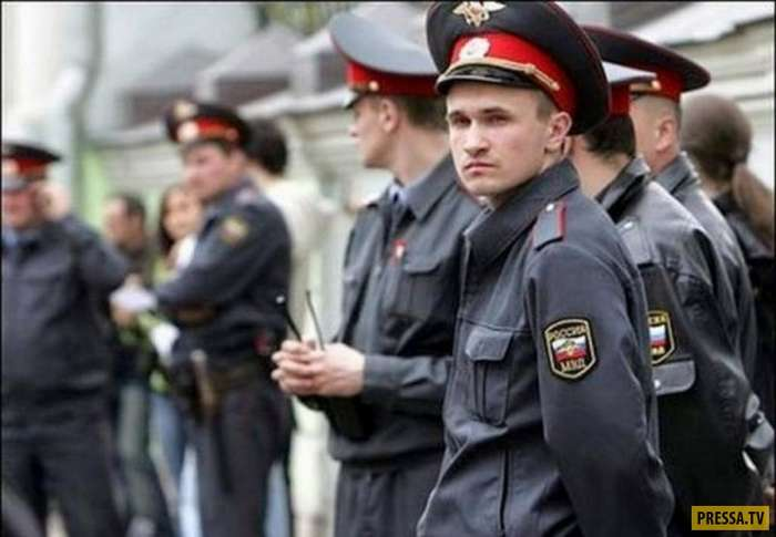 В милиции разные люди...