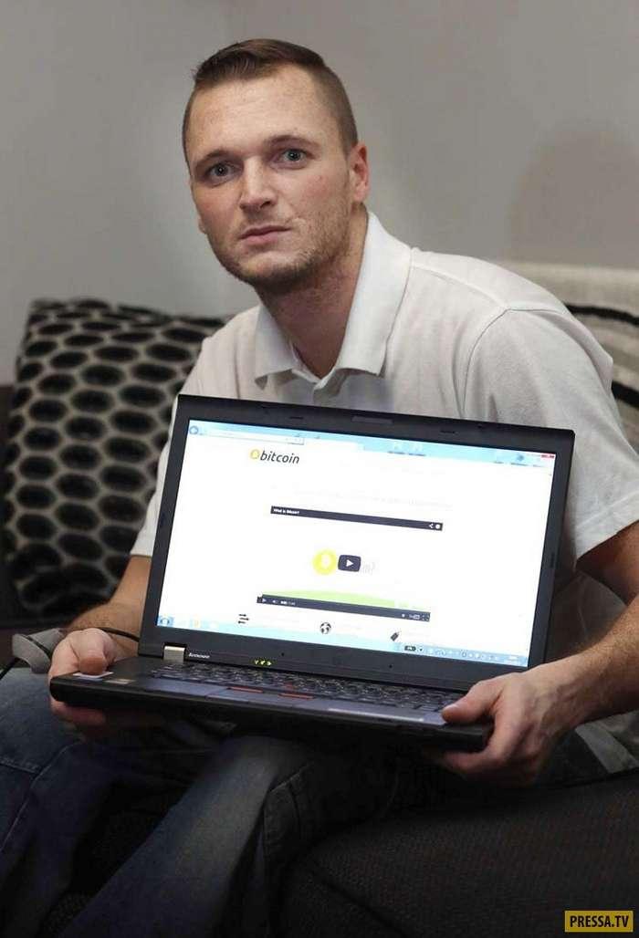 Мужчина случайно выбросил компьютер с биткоинами на $100 миллионов (4 фото)