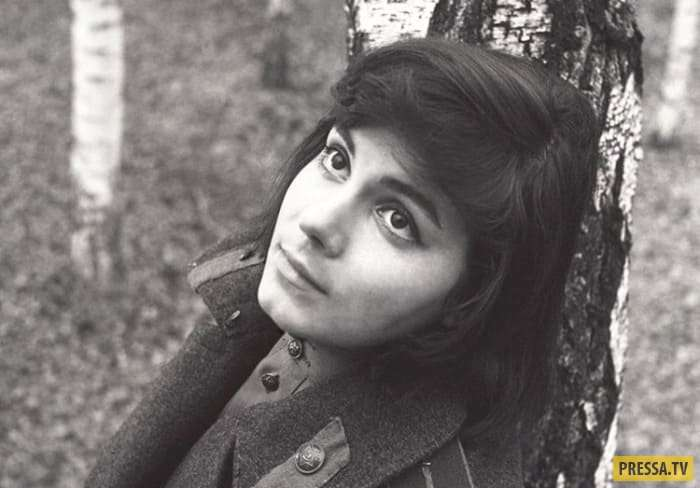 Советская актриса Валентина Малявина и ее несчастливая судьба (15 фото)