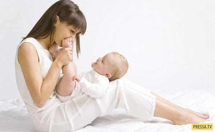 Рано рожать - это семейное