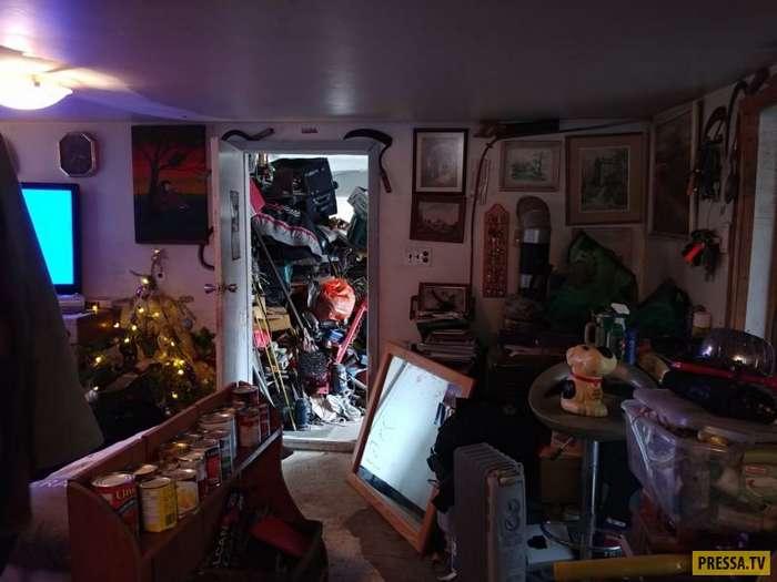 Квартира мужчины после развода (17 фото)