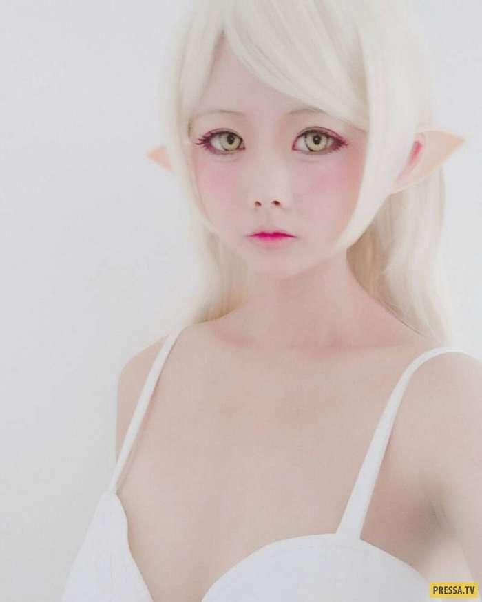 Loluuuuuu - косплеерша из Китая с кукольной внешностью (15 фото)