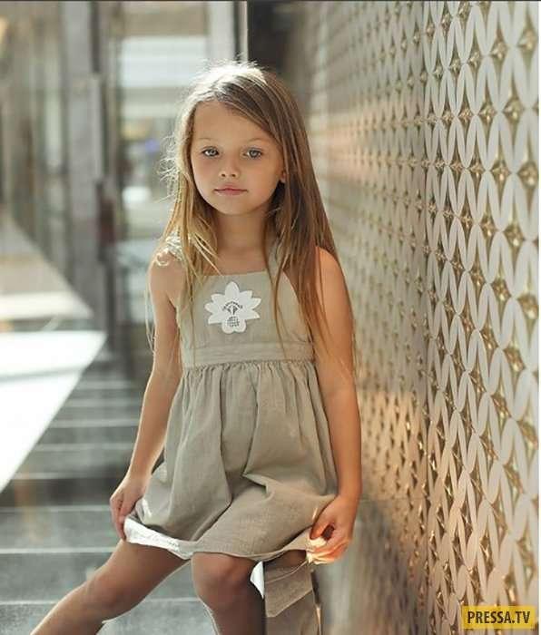 Топ 8: Самые красивые дети планеты (17 фото)
