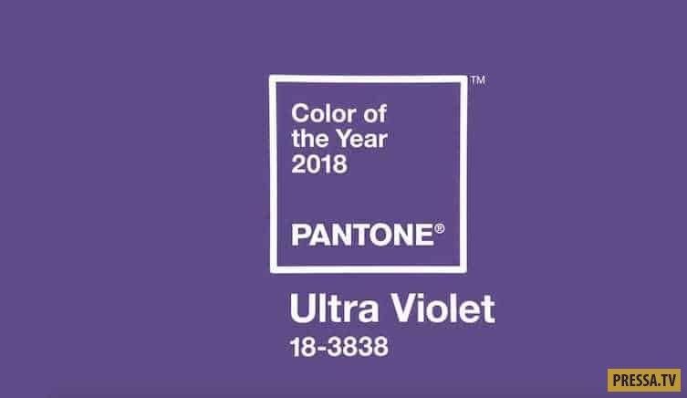 Крутые идеи, как использовать цвет 2018 года – ультрафиолет (7 фото)