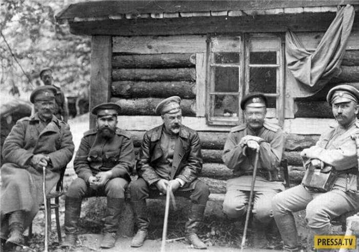 Страницы истории: Белый генерал Антон Деникин (10 фото)