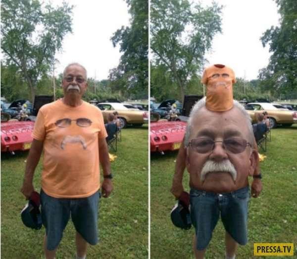 Забавный и ужасный фотошоп (35 фото)