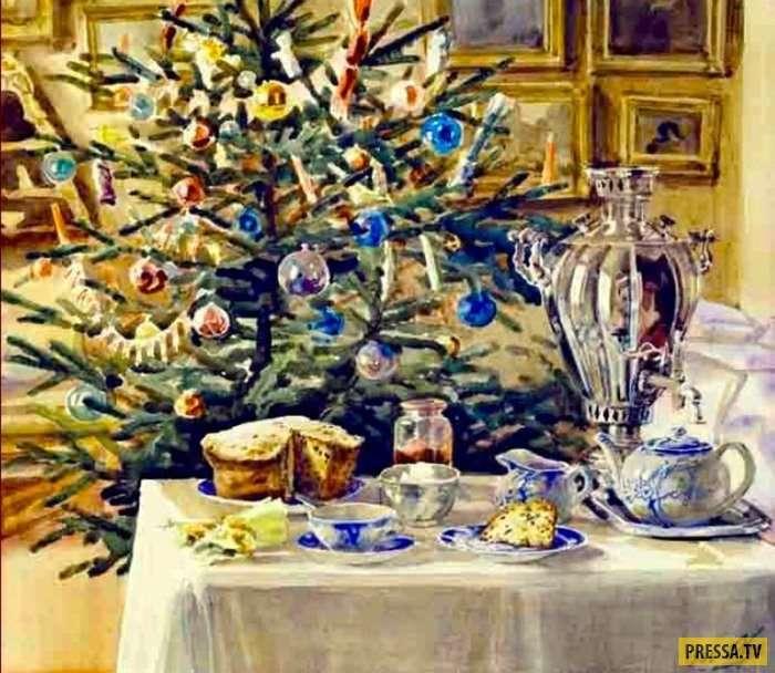 Рождественские подарки детям царской семьи Романовых (7 фото)