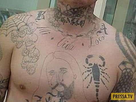 Топ 16: Самые опасные банды всех времен (16 фото)