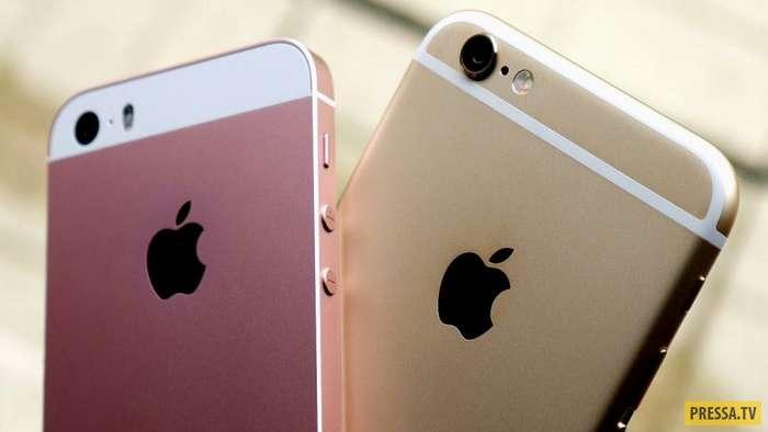 Apple признала факт сознательного замедления айфонов