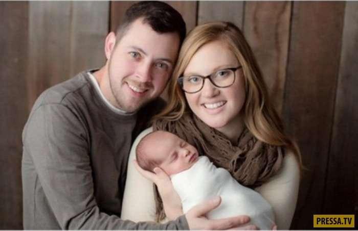 Девочка из эмбриона, замороженного 24 года назад (5 фото)
