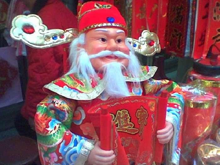 Волшебные новогодние Деды из разных стран (38 фото)