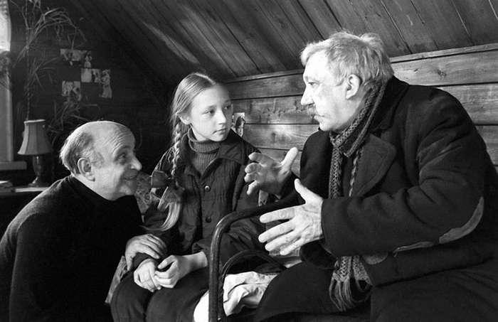 За кадром съёмок знаменитых картин СССР