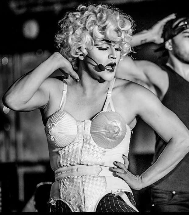 Стать похожим на Мадонну.. На это ушло 12 лет и 100 тысяч фунтов
