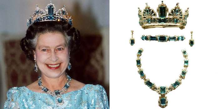 16 до безумия дорогих тиар, которые принадлежат королевской семье
