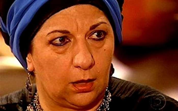 """Вы наверняка никогда не видели Зорайде из """"Клона"""" без платка. Вот какая она в реальной жизни!"""