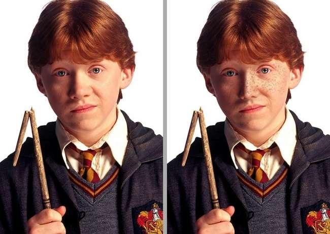 Как сама Джоан Роулинг представляла героев -Гарри Поттера-, икак ихизобразили вфильме
