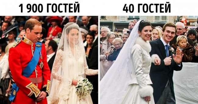 Как женятся современные принцы ипринцессы в10странах мира