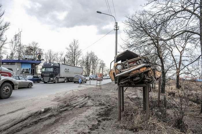 Санкт-Петербург в России: набег на город контрастов-31 фото-