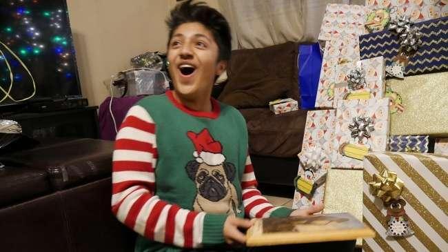 19фото, накоторых каждый получил наРождеството, очем даже немечтал