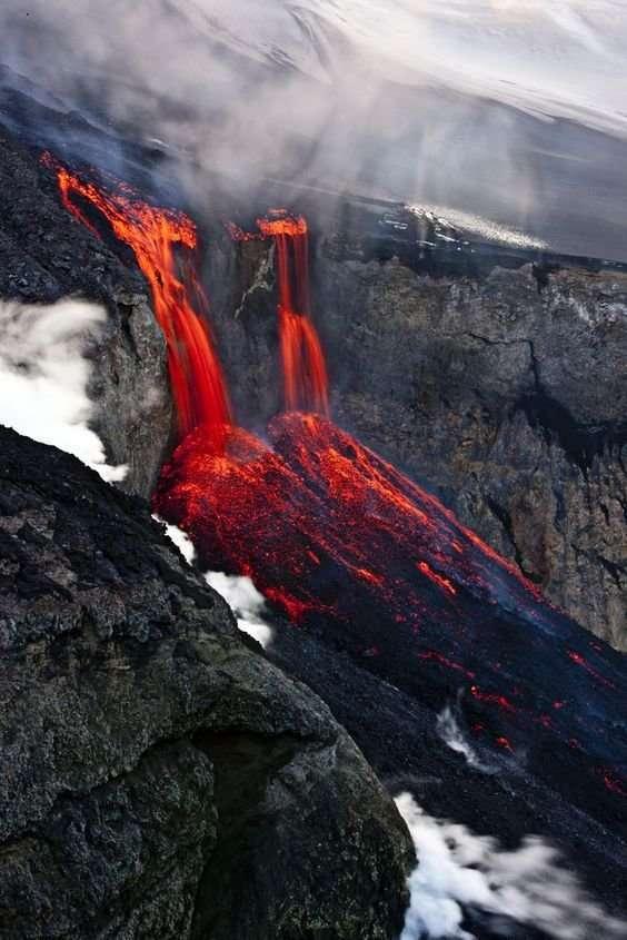 Невероятная мощь природы, поражающая воображение-16 фото + 1 гиф-