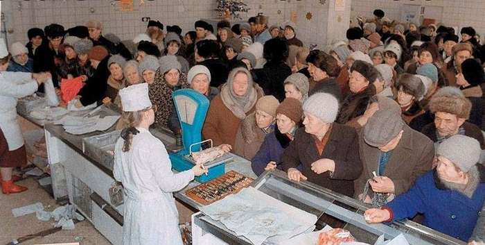 Как готовились к Новому году в СССР-21 фото-