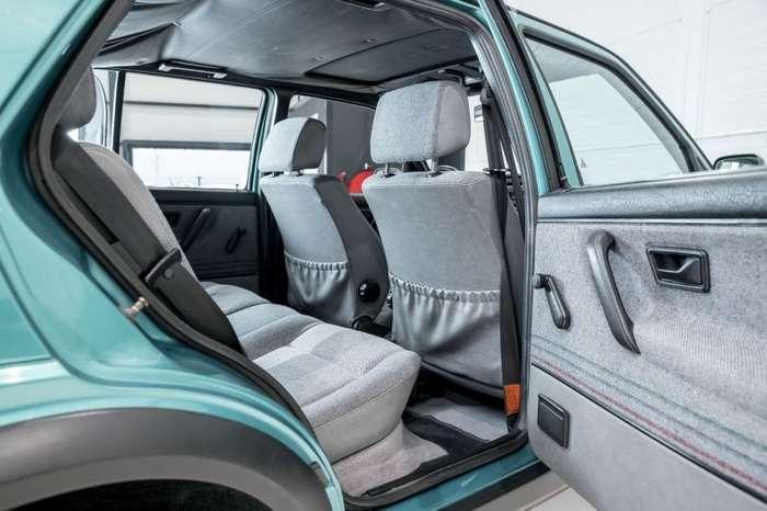 VW Golf Country Syncro в бодром состоянии из Голландии-24 фото-