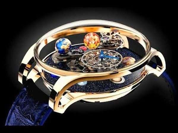 Самые невероятные часы в мире-1 фото + 1 видео-