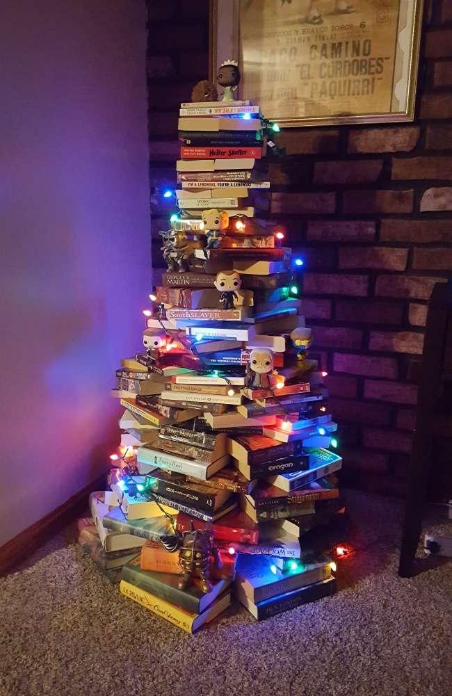25идей для новогодних елок, которые лучше небрать назаметку