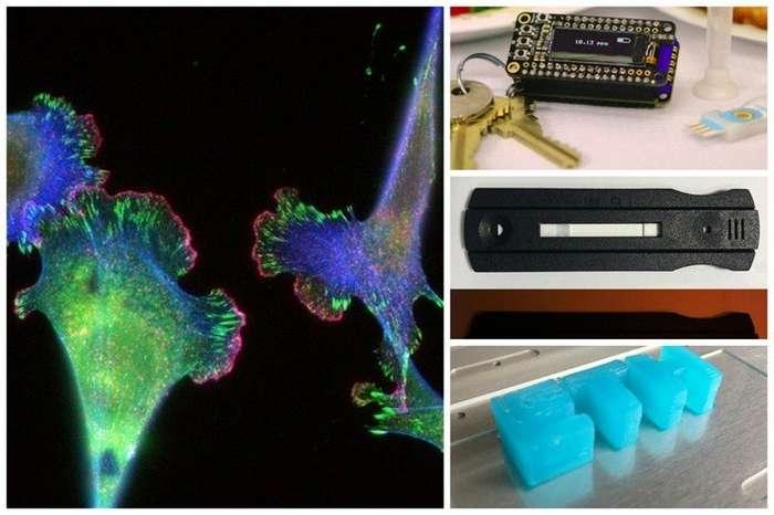 Фантастические разработки ученых, которые поражают воображение-7 фото + 4 видео-