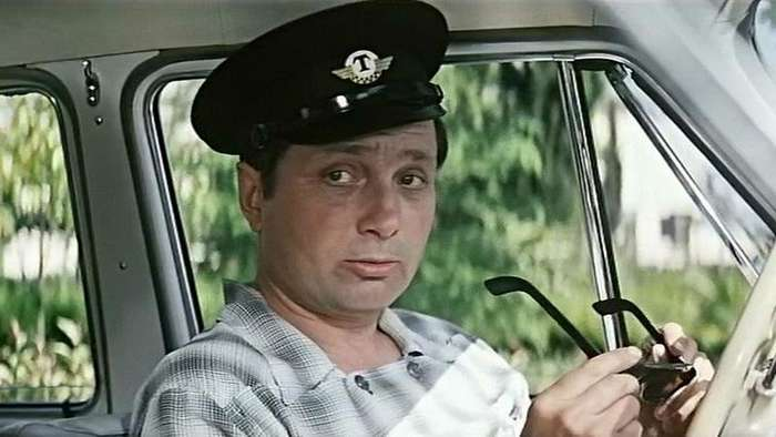 Секреты советских таксистов-23 фото-