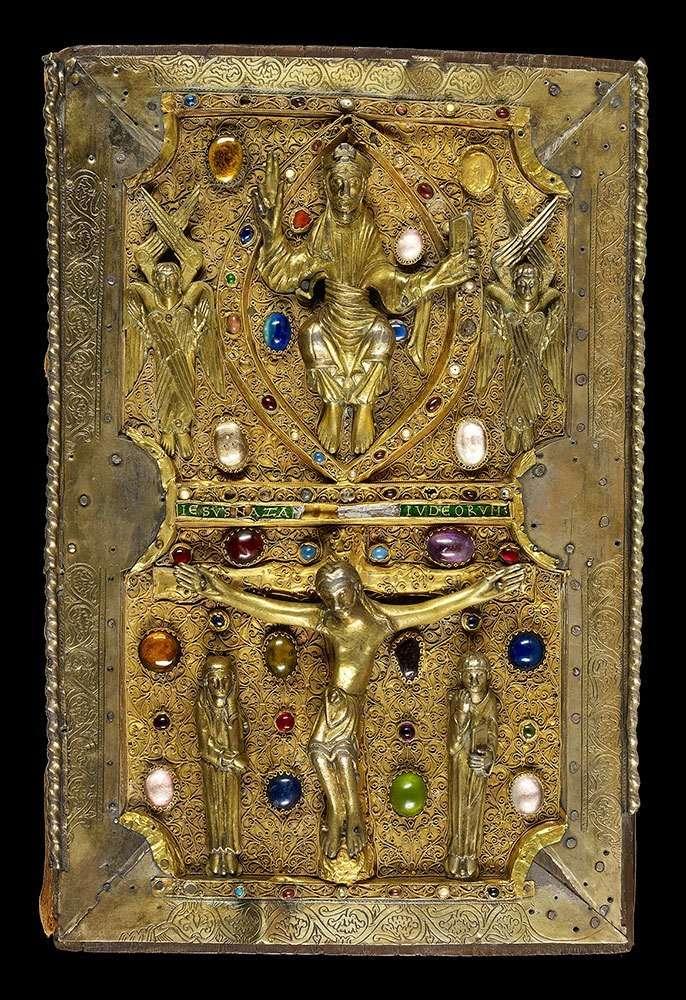 Самые роскошные средневековые рукописи-10 фото-