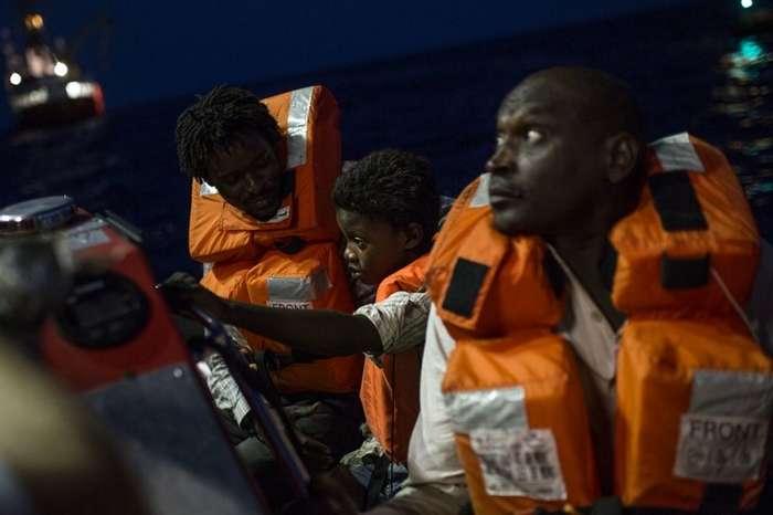 Что вы должны знать о современной работорговле в Ливии-7 фото + 1 видео-