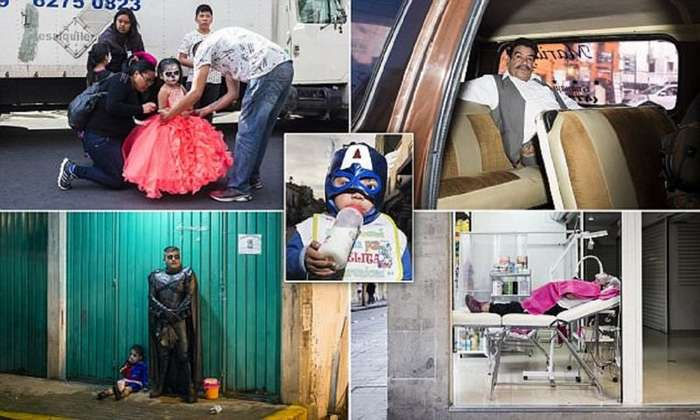 Мексика, которую не покажут по телевизору-31 фото-