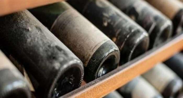 Для чего у винных бутылок делают вогнутое дно-7 фото-